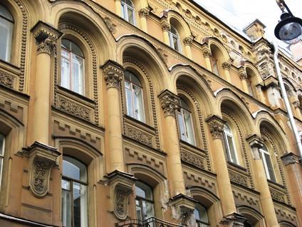 Апартаменты на Рубинштейна 3.