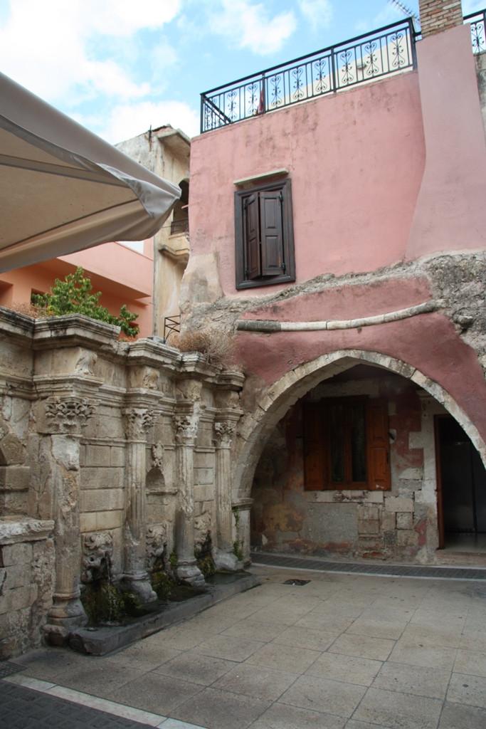 Крит, Греция, Ретимно