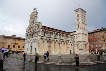 Копия Великолепная Италия. Часть 5-я. Лукка - город 100 церквей.
