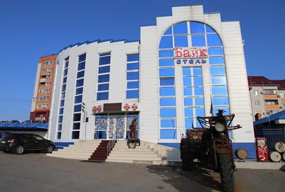Байк-отель и Крутое кафе. Каменск-Шахтинский.