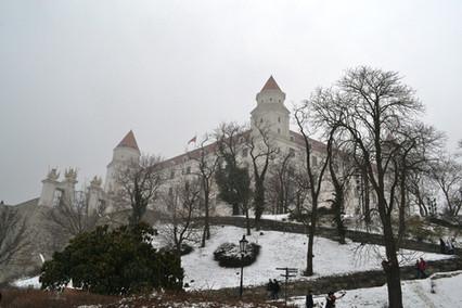 Часть 2-я. Венгрия подробно или Новогодние каникулы 2014-2015.  Братислава.