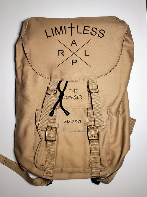 """The """"Voyager"""" Backpack"""