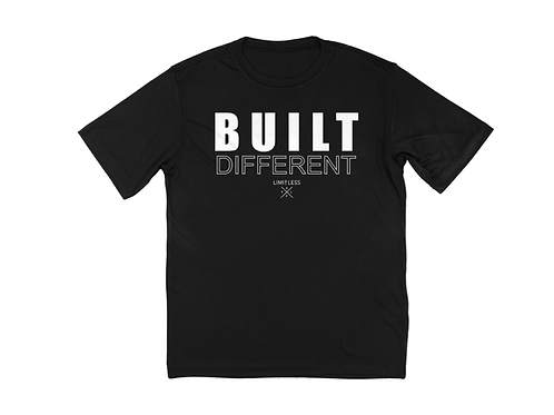 Built Different- Black