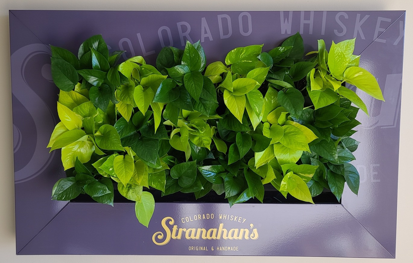 Stranahans Living Wall