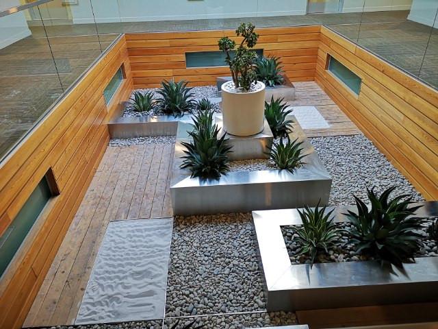Succulent Garden Zlofts Denver
