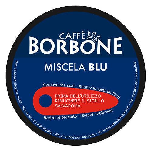 90 Capsule Borbone Dolce Re blu