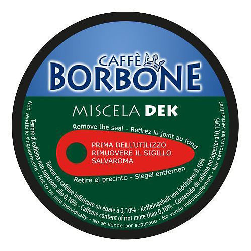 90 Capsule Borbone Dolce Re Dek