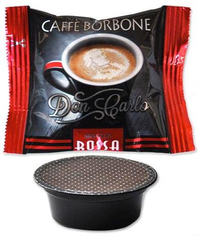 100 BORBONE DON CARLO ROSSA