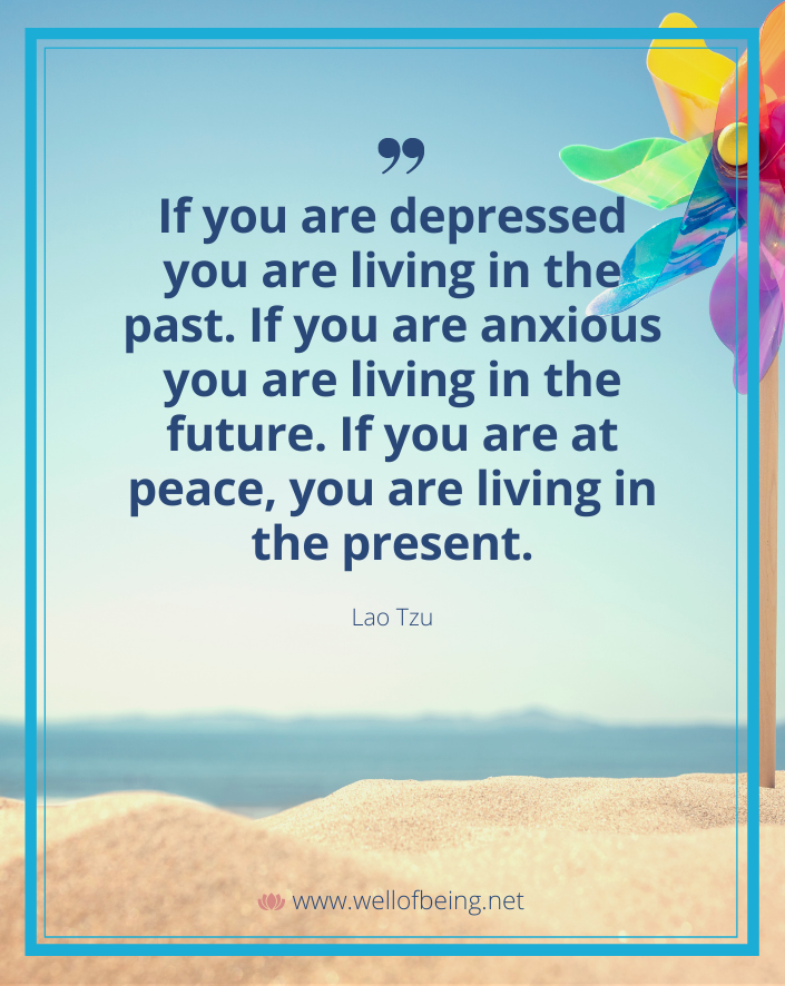 Lao Tzu Inner Peace Quote