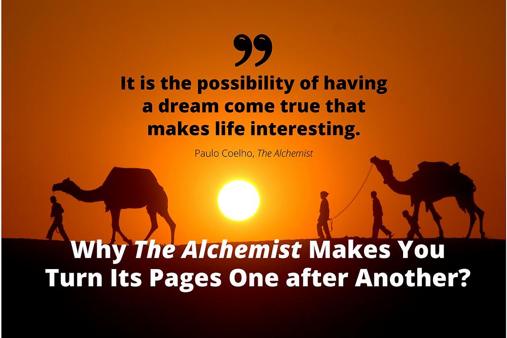 Reasons You Should Read Paulo Coelho's The Alchemist