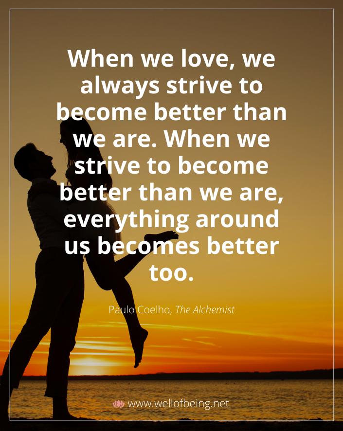 Paulo Coelho, The Alchemist Inspirational Quote