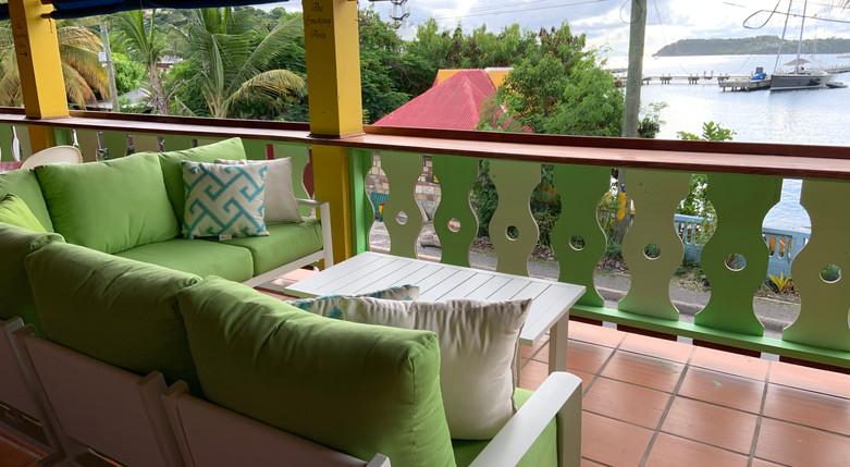 Lounge on Balcony
