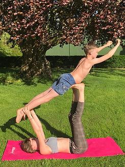 Acro Family Yoga Tara Maidenhead