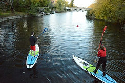paddleboarding maidenhead SUPolo