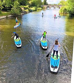 paddleboard maidenhead SUP club free pad