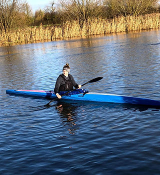 Georgia Fenwick Paddlesports Instructor Cookham.jp