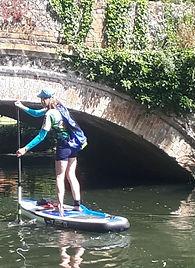 paddleboarding wargrave
