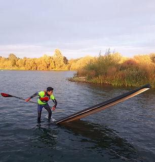 Dil Bagri Paddlesports instructor maidenhead .jp