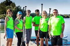 Senior Paddlesports Instructors
