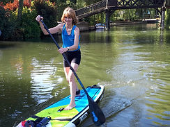 learn to paddle board sup Paddleboard ma