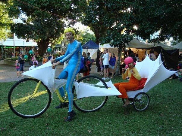 Giant Bike Trailer
