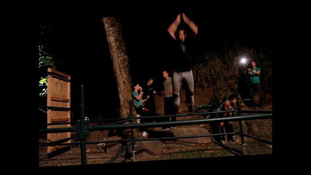 Parkour Playground - 2011 CAFF