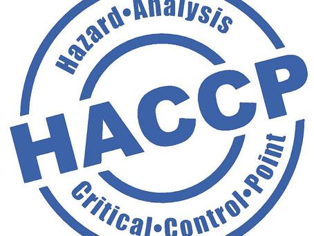 HACCP...è qualcosa che si mangia?