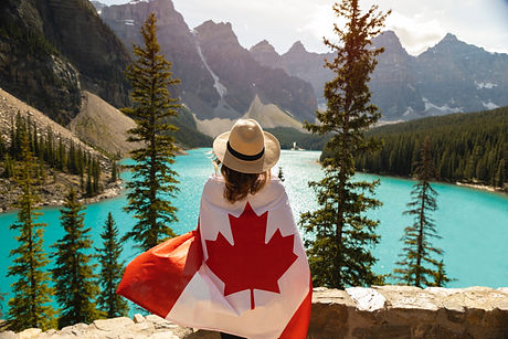 woman-draped-in-a-flag-of-canada-2916826