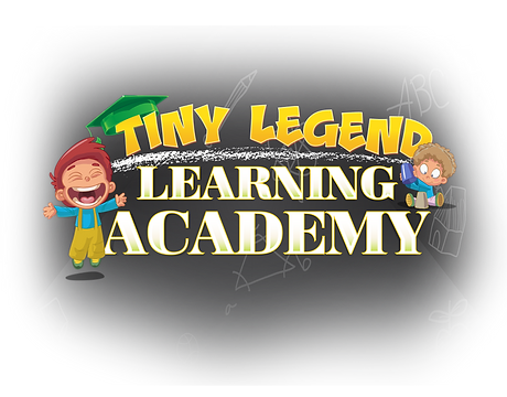 Tiny legend logo Transparent background.