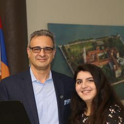 Photo credits to Garbis Sahagian