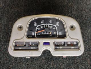 FJ45 Odometer Repair                                   FJ40 Odometer Repair