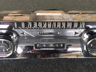 1958 Cadillac Speedometer Rebuild