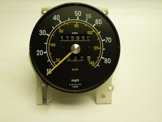 VDO Speedometer