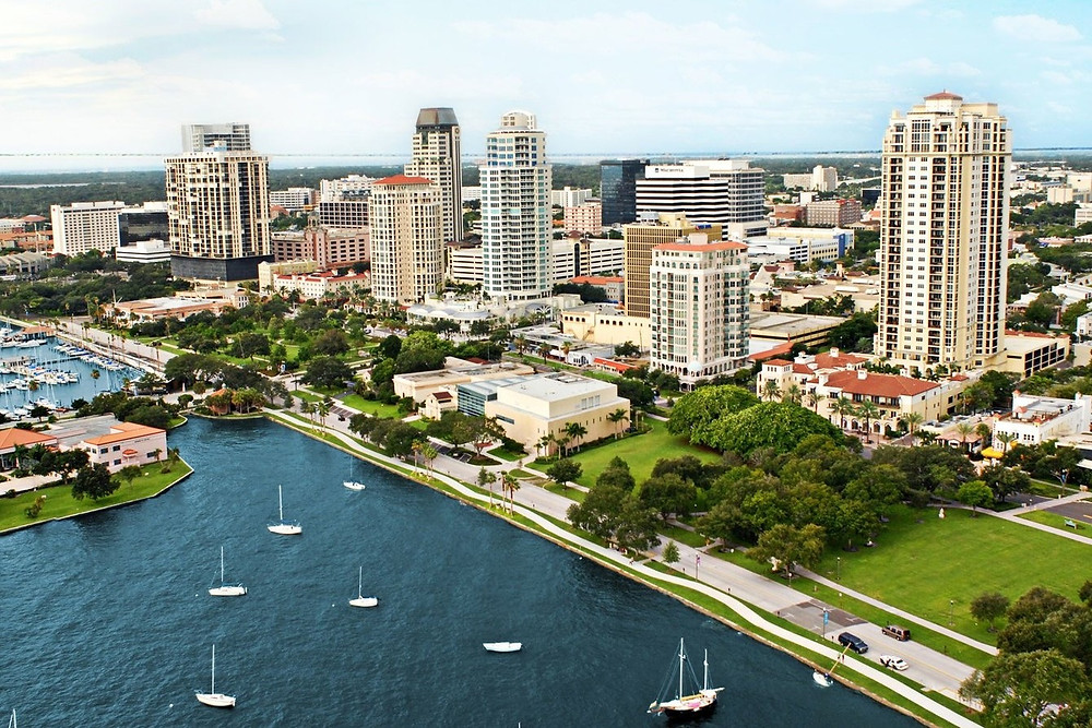 Downtown St. Pete Waterfront