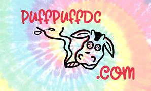 Puff Puff DC Logo