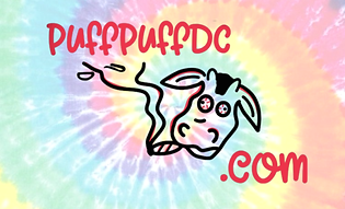 Puff Puff DC weed delivery service  listing link
