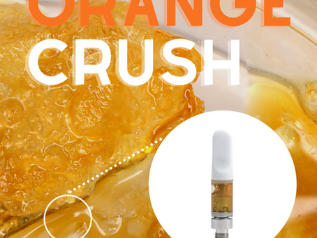 Orange Crush Diamond Cart - DMV Organics