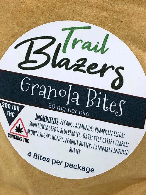 Trailblazers Granola Bites (50mg each, 200mg total)