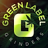 Green Label Grinders DC weed delivery service mini logo link