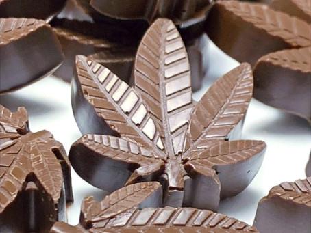 Belgian Chocolate PB Bombs - Puff Kings DC