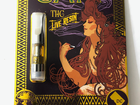 C'Art - Live Resin (Puff Puff DC)