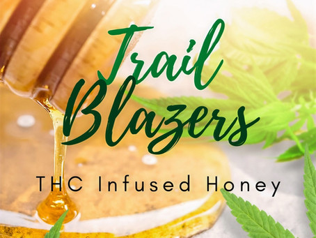 Trail Blazers' THC-infused Honey