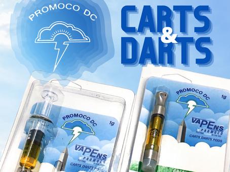 Carts & Darts - Promoco DC