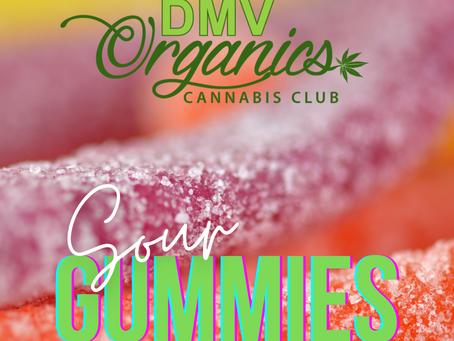 Sour Gummies - DMV Organics