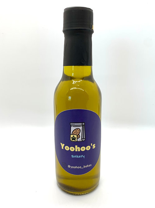 Organic Cold-Pressed Infused Olive Oil (200mg)