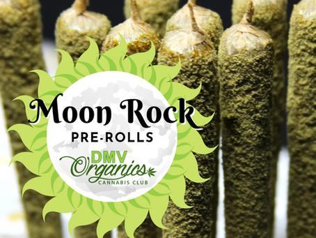 Moon Rock Pre-rolls - DMV Organics