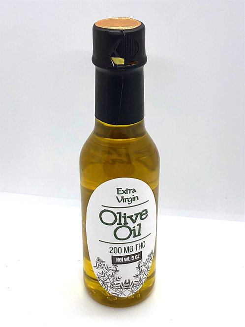 Trailblazers Infused Extra Virgin Olive Oil - 200mg each