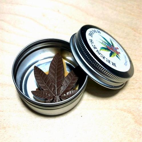 High Life Infused Chocolate & PB Bombs (100mg THC/50mg CBD)