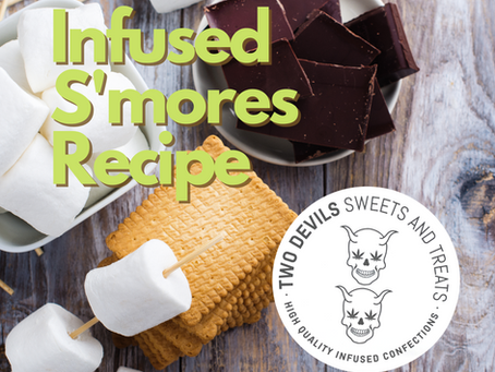 Fireside Infused S'mores & Two Devil's Chocolate