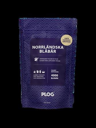 PLOG Norrländska Blåbär